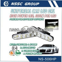2015 NSSC Led DRL E-mark E4 R87 ligths led auto tuning daylight make in China