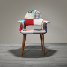 organic fabric chair arm chair sofa chair