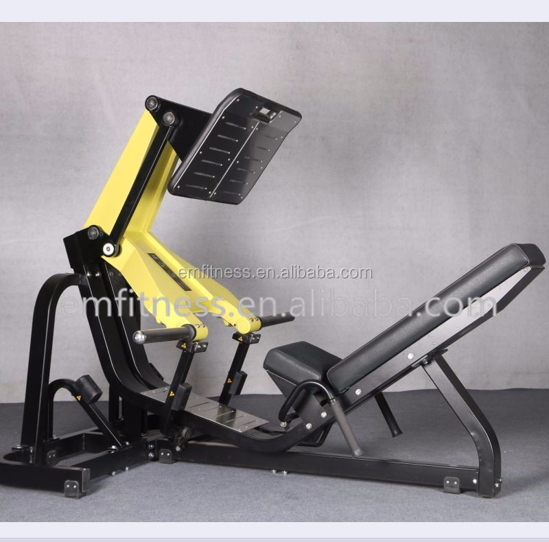 !!!45 degree Leg Press / gym use commercial gym tools for sale EM850