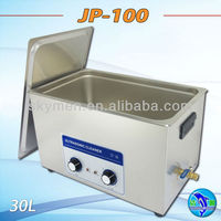 30L ultrasonic cleaning machinery for car parts, ultrasonic cleaning car engine for service centers and industrial