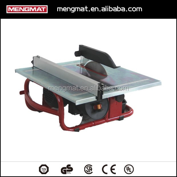 4/5HP 180mm electric wet tile saw, tile cutting machine