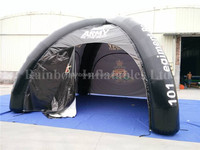 New Spider Type inflatable beach tent large inflatable tent for kids