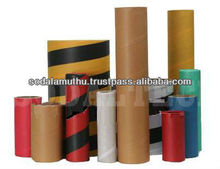 PAPER CORES FOR WINDING, PACKAGING, FIRE WORKS, CONTAINERS
