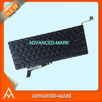 "New ! US Layout Keyboard for Macbook Pro Unibody 15"" A1286 MB470 MB471 2008 Year Version Laptop , without Backlight"