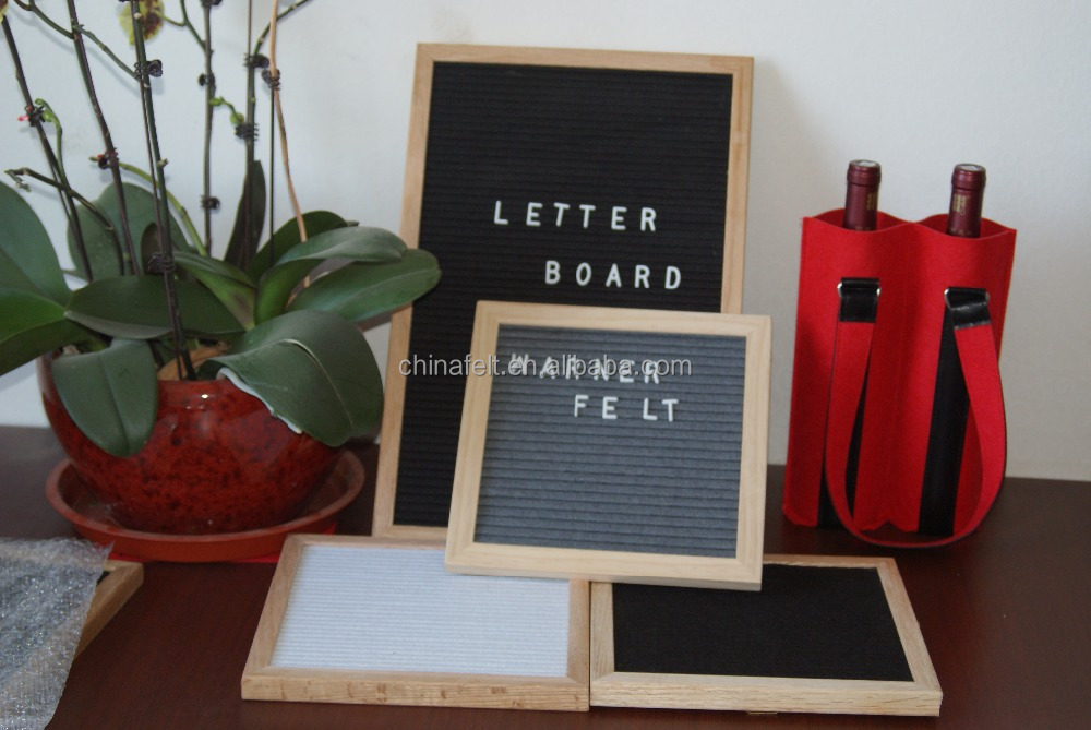 Wholesale cheap Color Changeable Felt letter board