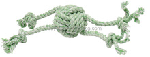 Amy Carol cotton rope tall dog toys