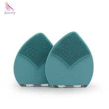 Best Seller Daily Home Use Products Face Treatment Foaming Facial Cleanser Silicone Brush