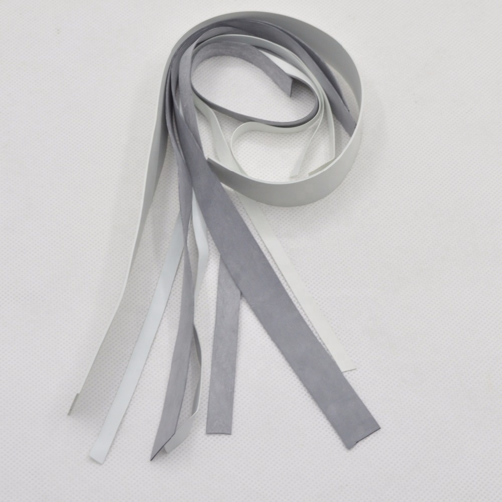 "garments 5/8""  white elastic natural rubber band used for swim wear accessories"