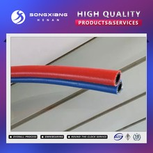 High temperature flexible natural gas hose