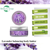 Beauty Shop Lavender Balancing Moisturizing Body Butter