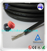 tuv certificated solar dc cable 12v for Japan Austrlia