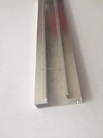 Aluminium profile for MDF