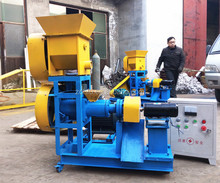 Good Quality Small Food Bulking Machine/Corn Snake Extrusion Machine/Maize Snack Extruder Machine