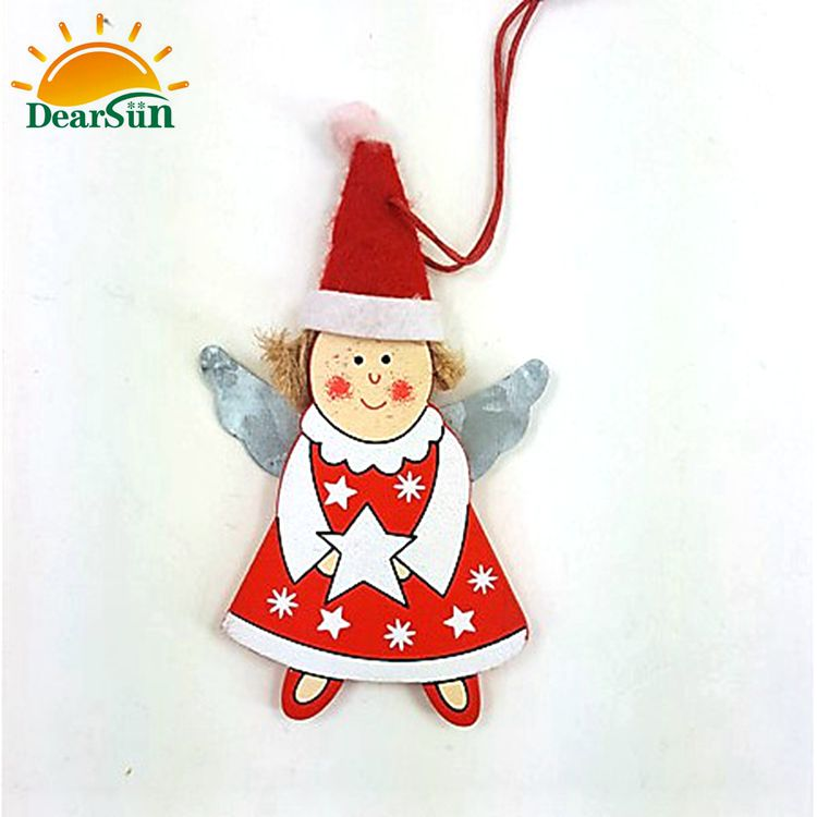 Hot selling Christmas decoration/Christmas wooden ornament