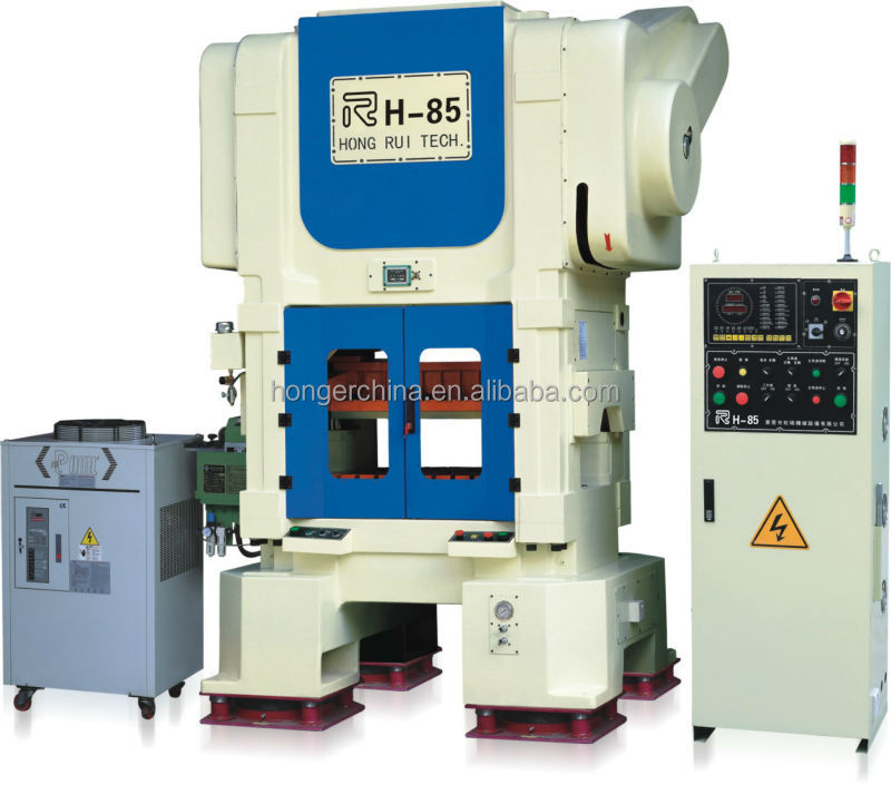Double C Ring Pressure punching machine for eyelet, Capacity:30.45.65.85 tons