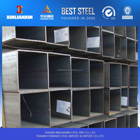 MANUFACTURER OF Q235B STEEL PROPERTIES GALVANIZED SQUARE STEEL PIPE
