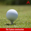 Professional 3pc Golf Ball
