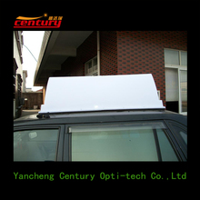 hot sale china factory price car roof led city lights advertising