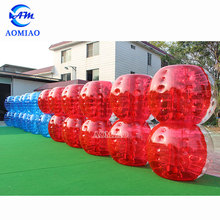 Hot Sale High Quality 100% TPU Inflatable Human Body Adult Bumper Bubble Ball