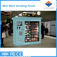 E-cigarette e-juice vending machine kiosk for adults