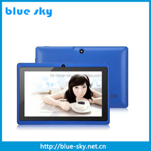 High quality hot selling 7inch ALLWINNER A33 android 4.2 mid tablet pc
