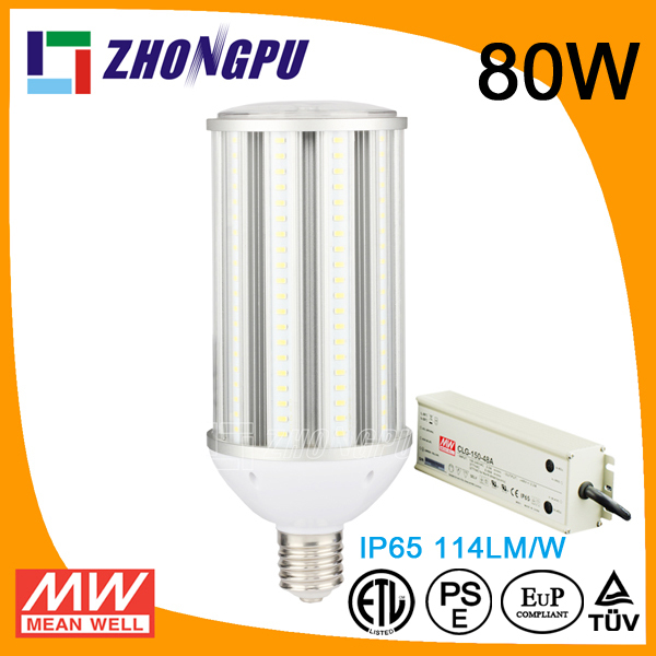 Government Project 9040lm E40 LED Outdoor Lighting 80W 83W
