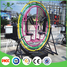 The Funny Games Human Gyroscope Rides for Sale