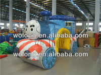 Inflatable thomas the train/inflatable advertising products