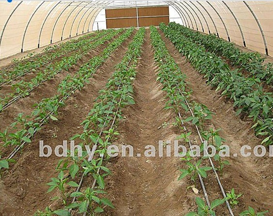 Greenhouse watering irrigation system, 0.2mm thickness drip tape