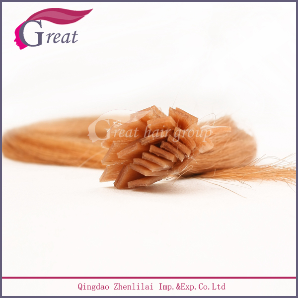 100 cheap remy u tip hair extension wholesale with best selling item