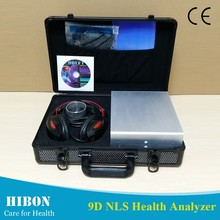 Advanced Body Detection 9D CELL NLS Health Analyzer Clinical Version 8D Nls Health Analyzer