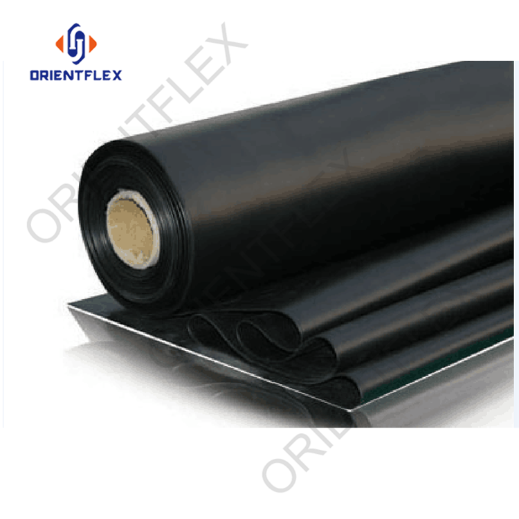 Wholesale cheapest price thick wall acid and alkali resistant nr rubber sheet supply