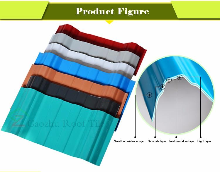 High quality plastic building materials sunroom roof heat for Plastic building materials