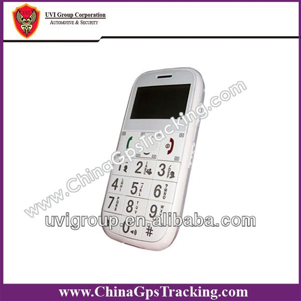 UVI GPS tracker PT503 free cell mobile phone tracker software for PC