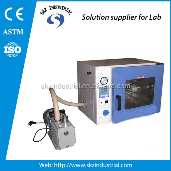 lab vacuum dry oven vacuum drying oven