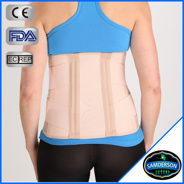 FDA Certified Breathable Lumbar Air Traction Belt