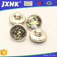 custom pearl rhinestone buttons for garment accessories