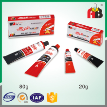 Durable using low price acrylic sheet adhesive