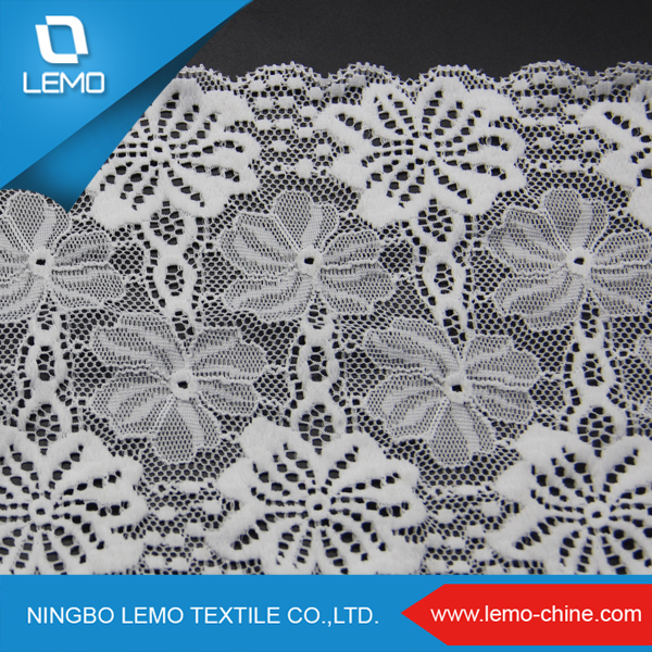 factory elastic lace