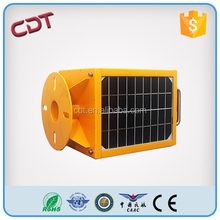 Solar medium intensity B Type Aircraft LED Warning Light CM-13T application for iron tower