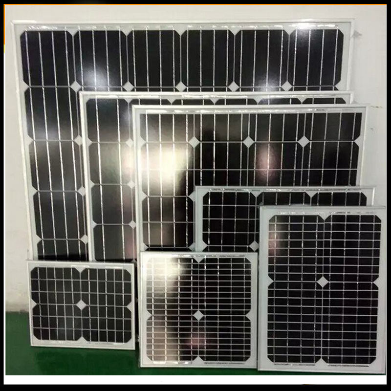 High rate solar panels 250 watt,500 watt monocrystalline solar panel 250w