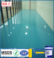 self-leveling epoxy floor paint concrete sealers undercoat