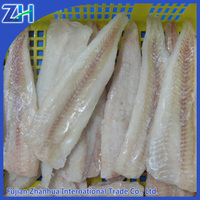 Frozen Alaska Pollock fish Fillets manufacture price