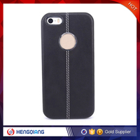 Luxury Genuine Leather Case For Apple iPhone 6 Ultra Thin Mobile Phone Back Cover For iPhone6