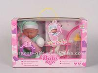 9'' sleeping baby doll