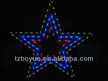 led solar star light garden star light solar garden light christmas light