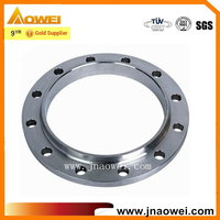 ansi 150 slip on raised face flange
