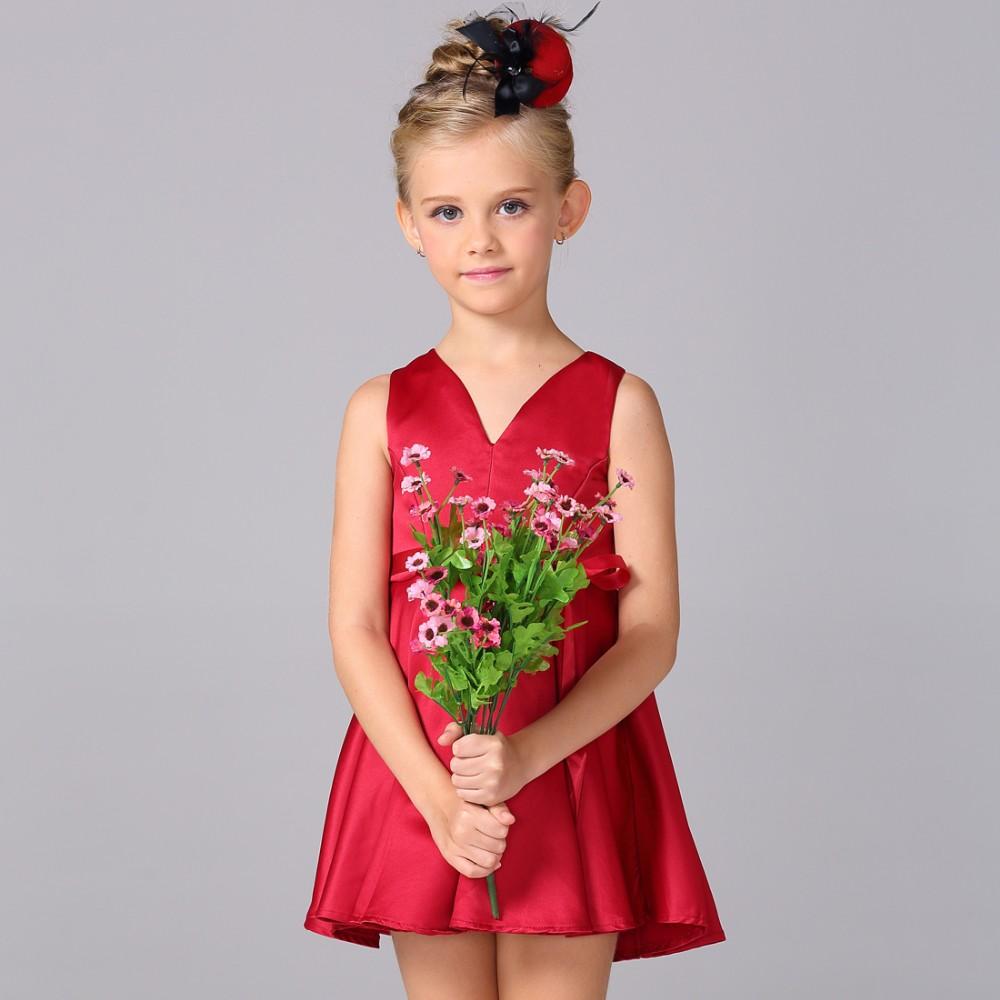 Mode-design kleines mädchen kleid prinzessin kleid kinder mädchen ...
