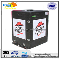 "80L high performance EPP foam thermal delivery box for 14"" pizza"