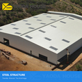 low cost sustainable pref welding fabrication parking steel structure workshop prefabricated steel structure workshop